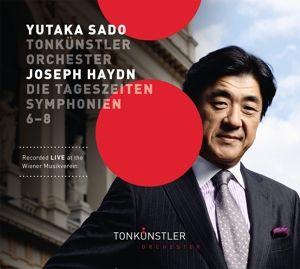 Sinfonien 6-8 (Die Tageszeiten), Yutaka Sado, Tonkünstler-Orchester