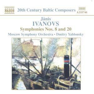 Sinfonien 8+20, Dmitry Yablonsky, Moskau So