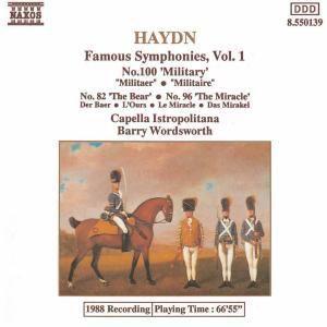 Sinfonien 82+96+100, Barry Wordsworth, Cib