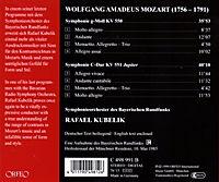 """Sinfonien G-Moll Kv 550/C-Dur """"Jupiter""""Kv 551 - Produktdetailbild 1"""