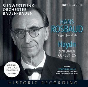 Sinfonien/Konzerte, Hans Rosbaud, Roswf