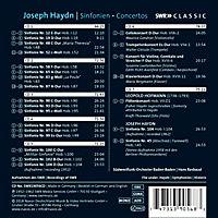 Sinfonien/Konzerte - Produktdetailbild 1