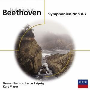 Sinfonien Nr. 5 & 7, Kurt Masur, Gol