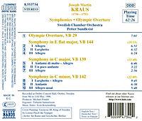 Sinfonien/Olympie-Ouvertüre - Produktdetailbild 1