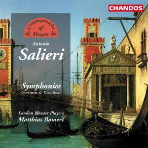 Sinfonien, Ouvertüren & Variationen, Matthias Bamert, Lmp