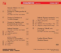 Sinfonien, Ouvertüren & Variationen - Produktdetailbild 1