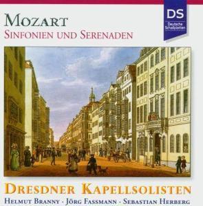 Sinfonien Und Serenaden, Dresdner Kapellsolisten