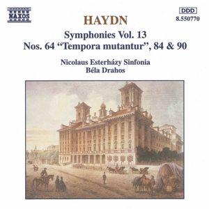 Sinfonien Vol. 13, Drahos, Nicolaus Esterhazy Sinf