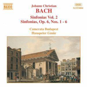 Sinfonien Vol. 2, Gmür, Camerata Budapest