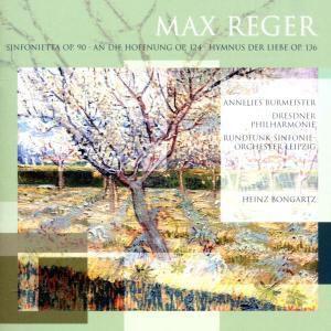 Sinfonietta - An die Hoffnung, A. Burmeister, H. Bongartz, Dp, Rsol
