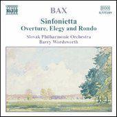 Sinfonietta & Ouvertüre, Barry Wordsworth, Slovak Po