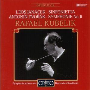 Sinfonietta/Sinfonie 6 D-Dur Op.60, Kubelik, Sobr