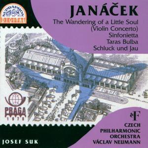 Sinfonietta - Taras Bulba, J. Suk, Neumann, Tp