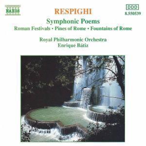 Sinfonische Dichtungen, Enrique Batiz, Rpo