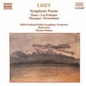 Sinfonische Dichtungen, M. Halasz, Poln.Staatl.RSO