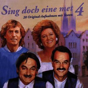 Sing doch eine met Folge 4 (20 Original-Aufnahmen mit Texten), Diverse Interpreten