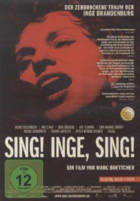 Sing, Inge, Sing!, 1 DVD