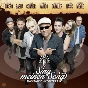 Sing meinen Song - Das Tauschkonzert, Diverse Interpreten