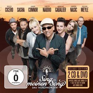Sing meinen Song - Das Tauschkonzert (Deluxe Edition, 2CD+DVD), Various