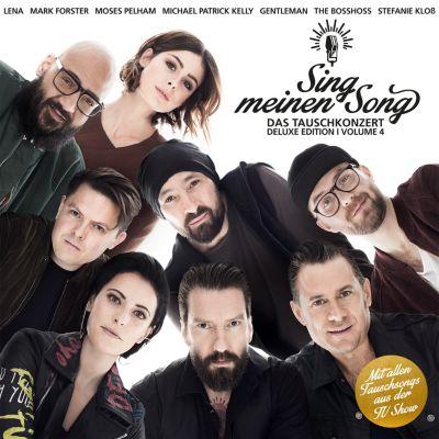 Sing meinen Song - Das Tauschkonzert Vol. 4 (Deluxe Edition, 2 CDs), Various