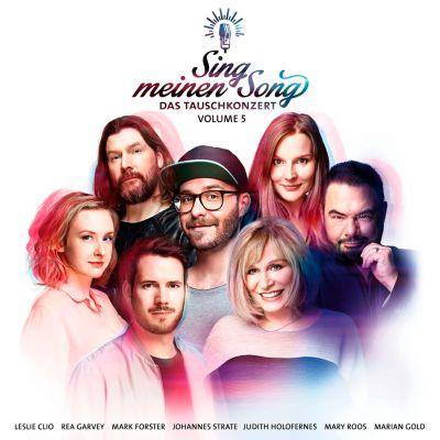 Sing meinen Song - Das Tauschkonzert Vol. 5, Various