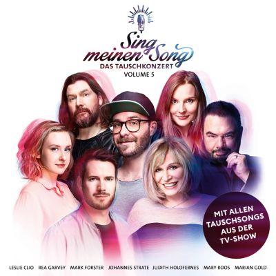 Sing meinen Song - Das Tauschkonzert Vol. 5 (Deluxe Version, 2 CDs), Various