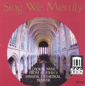 Sing We Merrily, Choir Of St.john's Cathedral