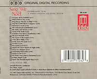 Sing We Noel/Weihnachts-Chormusik - Produktdetailbild 1