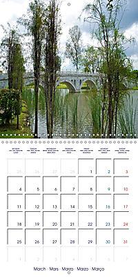 Singapore Garden City (Wall Calendar 2019 300 × 300 mm Square) - Produktdetailbild 3