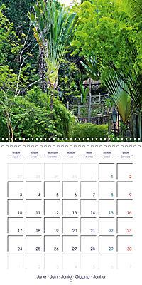 Singapore Garden City (Wall Calendar 2019 300 × 300 mm Square) - Produktdetailbild 6