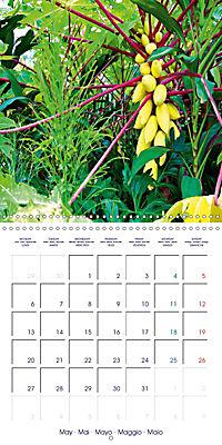 Singapore Garden City (Wall Calendar 2019 300 × 300 mm Square) - Produktdetailbild 5