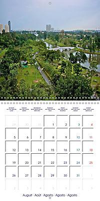 Singapore Garden City (Wall Calendar 2019 300 × 300 mm Square) - Produktdetailbild 8