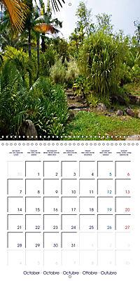 Singapore Garden City (Wall Calendar 2019 300 × 300 mm Square) - Produktdetailbild 10