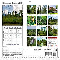 Singapore Garden City (Wall Calendar 2019 300 × 300 mm Square) - Produktdetailbild 13