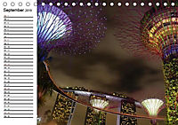 Singapur. Impressionen (Tischkalender 2019 DIN A5 quer) - Produktdetailbild 9