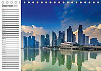 Singapur. Impressionen (Tischkalender 2019 DIN A5 quer) - Produktdetailbild 12