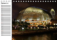 Singapur. Impressionen (Tischkalender 2019 DIN A5 quer) - Produktdetailbild 2