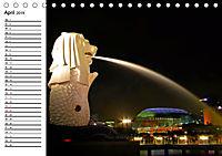 Singapur. Impressionen (Tischkalender 2019 DIN A5 quer) - Produktdetailbild 4