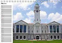 Singapur. Impressionen (Tischkalender 2019 DIN A5 quer) - Produktdetailbild 5