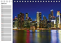 Singapur. Impressionen (Tischkalender 2019 DIN A5 quer) - Produktdetailbild 6