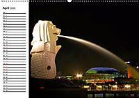 Singapur. Impressionen (Wandkalender 2019 DIN A2 quer) - Produktdetailbild 4