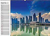Singapur. Impressionen (Wandkalender 2019 DIN A2 quer) - Produktdetailbild 12