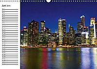 Singapur. Impressionen (Wandkalender 2019 DIN A3 quer) - Produktdetailbild 6