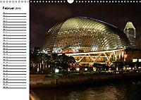 Singapur. Impressionen (Wandkalender 2019 DIN A3 quer) - Produktdetailbild 2