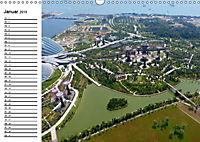 Singapur. Impressionen (Wandkalender 2019 DIN A3 quer) - Produktdetailbild 1