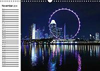 Singapur. Impressionen (Wandkalender 2019 DIN A3 quer) - Produktdetailbild 11