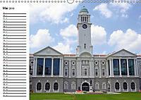 Singapur. Impressionen (Wandkalender 2019 DIN A3 quer) - Produktdetailbild 5