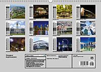 Singapur. Impressionen (Wandkalender 2019 DIN A3 quer) - Produktdetailbild 13