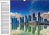 Singapur. Impressionen (Wandkalender 2019 DIN A3 quer) - Produktdetailbild 12