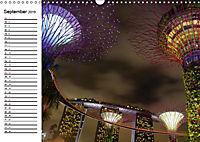 Singapur. Impressionen (Wandkalender 2019 DIN A3 quer) - Produktdetailbild 9